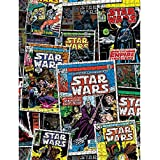 Collectible Star Wars Saga Comic Book Covers Collage 1000 Pc Jigsaw Puzzle