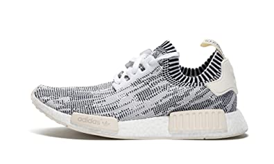online store c8131 79d07 ... sale adidas originals nmd runner r1 primeknit camo pack white gray camo  clear onyx mens shoes