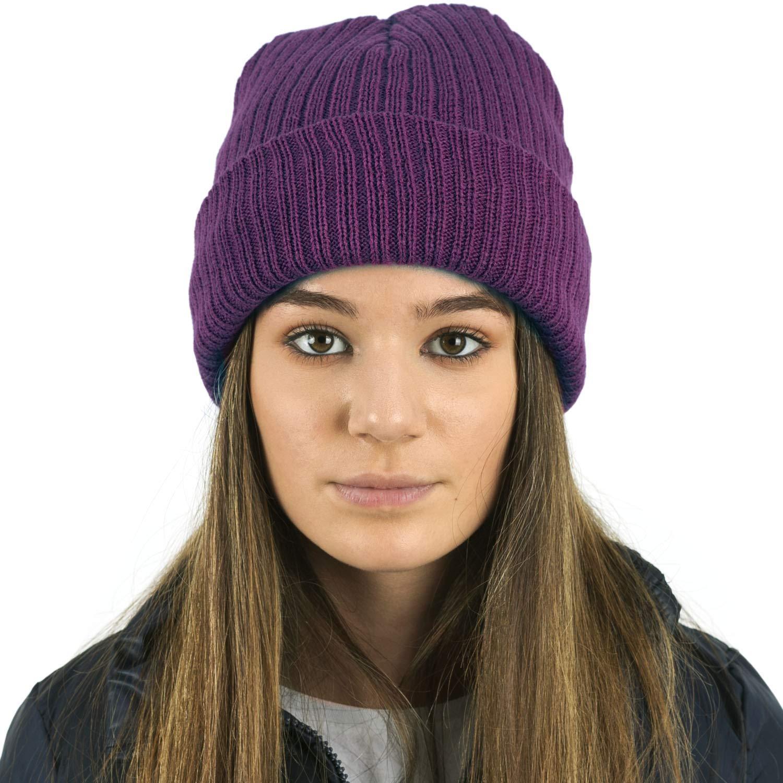 Ladies Thinsulate Rib Beanie Hat
