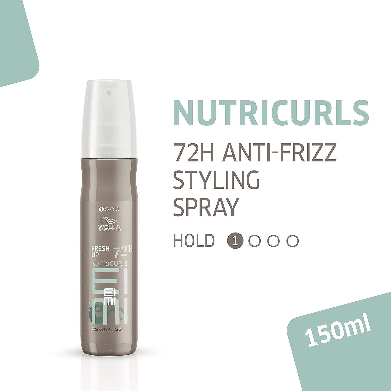 Amazon Com Wella Eimi Nutricurls Fresh Up 72h Anti Frizz Spray 5 Oz Premium Beauty