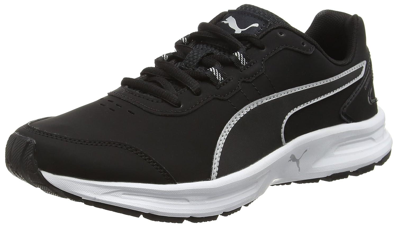 Puma Descendantv4slf6, Zapatillas de Atletismo Unisex Adulto 42 EU Negro (Black/Silver 02black/Silver 02)
