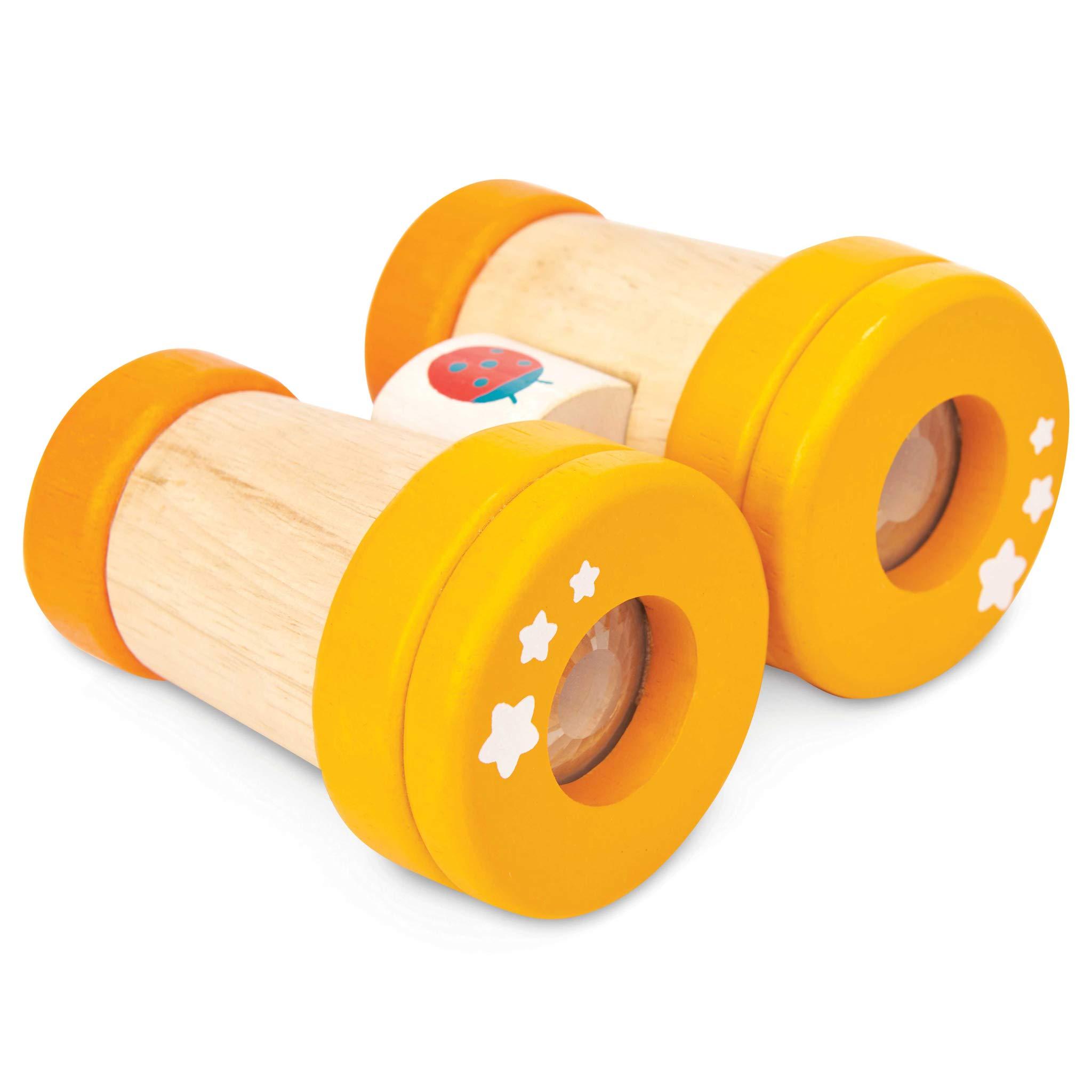Le Toy Van Lady Bird Binoculars Yellow by Le Toy Van