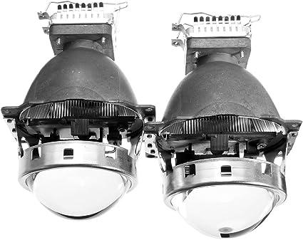 Nueva derecha bi HID Xenon lente del proyector para faros ...