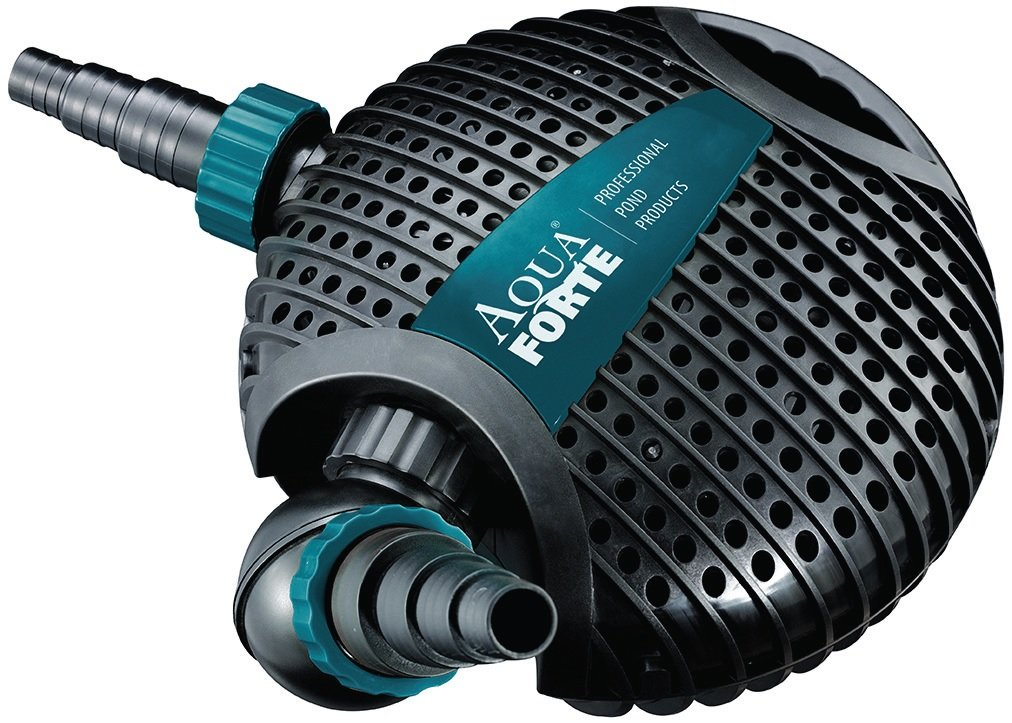Aqua Forte Eco Max O-Serie 13000 L/h Teichpumpe Teichpumpen GERINGER STROMVERBRAUCH!