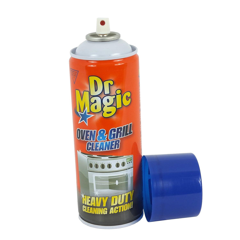 Dr horno mágico y limpiador de parrilla, pack de 1: Amazon.es: Hogar