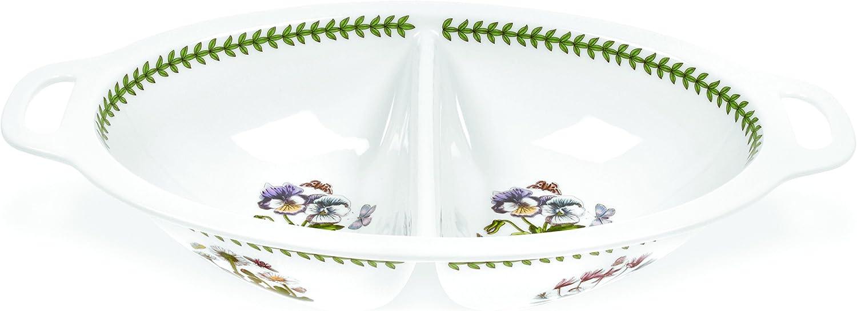 Portmeirion Botanic Garden Divided Vegetable Dish