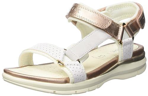 613e7d29 Geox J Sandal Sukie Girl D Wedge Heels