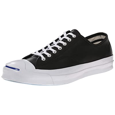 Converse Mens JP Signature Ox Leather Low Top Skate Shoes | Fashion Sneakers
