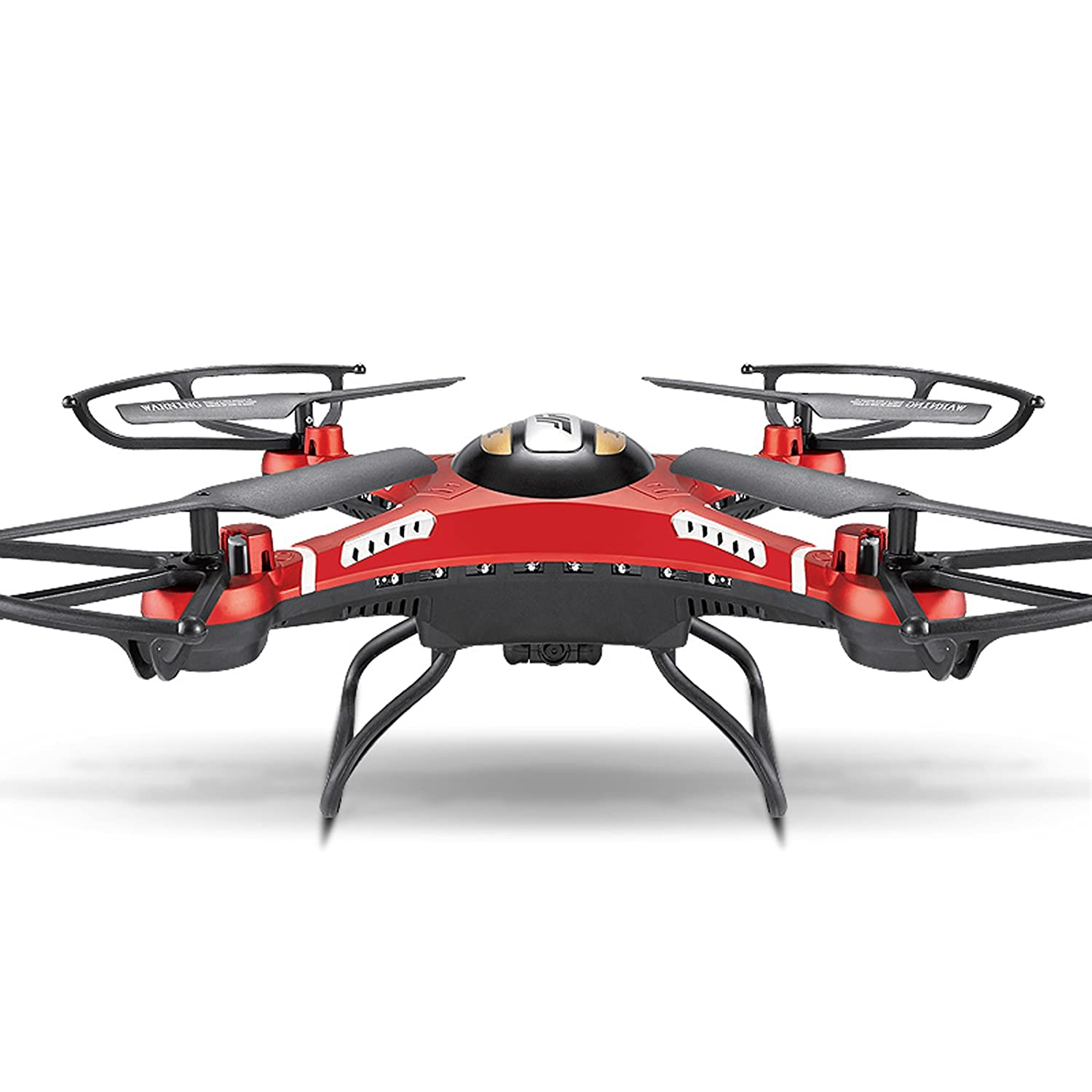 Amazon.com: JJRC H8D 6-Axis 2.4Ghz Gyro RTF RC Quadcopter Helicopter Drone  with 5.8G 2MP HD Camera: Camera & Photo