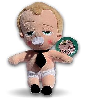 Un jefe en pañales Peluche Bebé en Traje 25cm The Boss Baby Templeton Pelicula Dreamworks Super