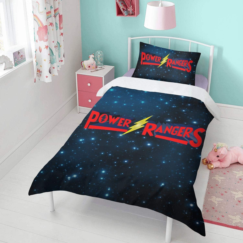 Quilt Bedding for Boys Girls Bedding Lightweight 85.8x63.7 Quilt Sets SINGKING Kids Zone Home 2017-pink-ranger