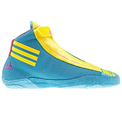Amazon.com: adidas adiZERO Sydney Wrestling Shoes - Size 6: Sports ...