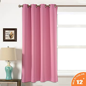 toxic free inch grommet top blackout curtains kids thermal insulated decorating fireplace small spaces with mirrors living room