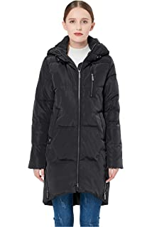 529a6a6ec Amazon.com  Orolay Women s Thickened Down Jacket (Most Wished  Gift ...