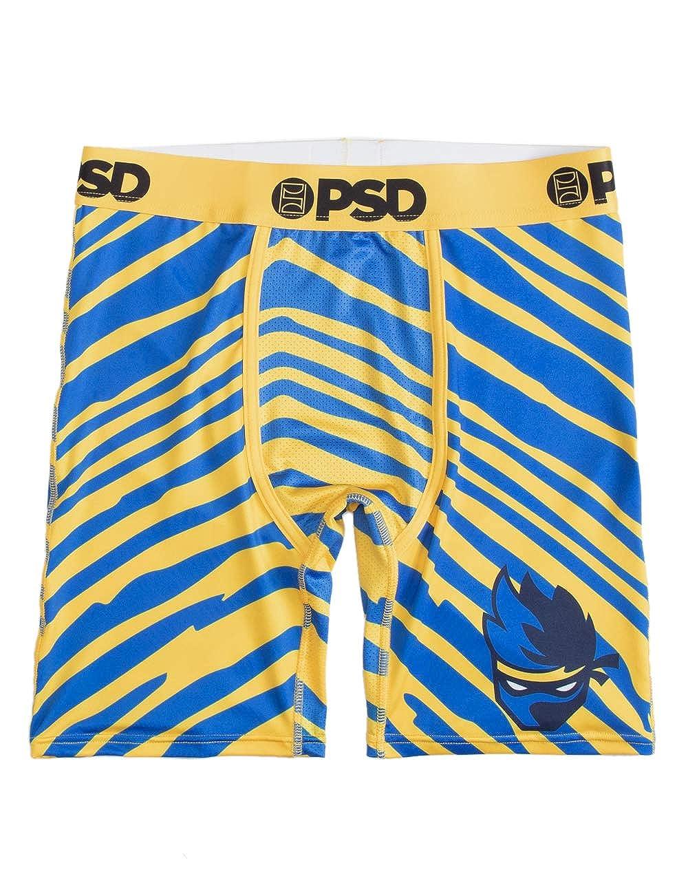 PSD Mens E - Ninja Tiger Boxer Brief Underwear at Amazon ...