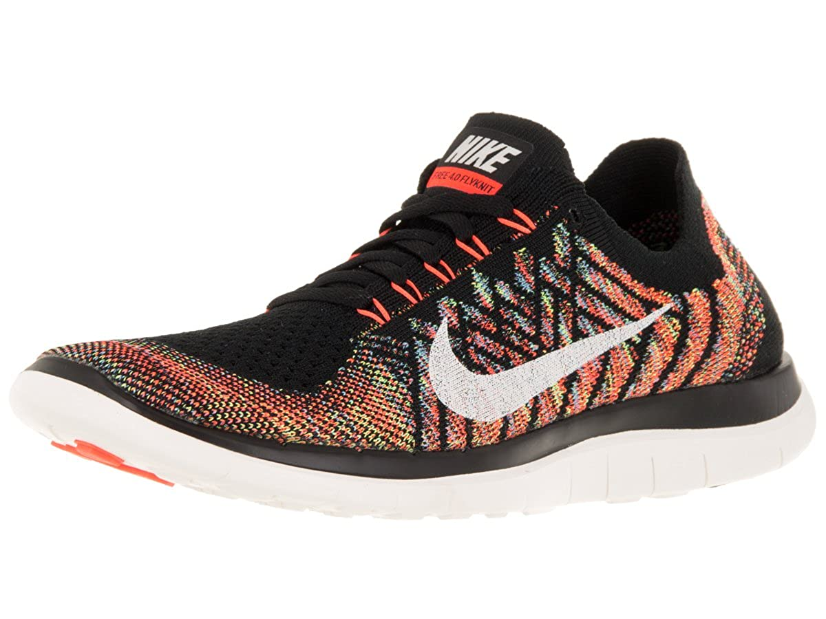 best website afaf7 c98f0 Amazon.com   NIKE Women s Free 4.0 Flyknit Running Sneaker   Shoes