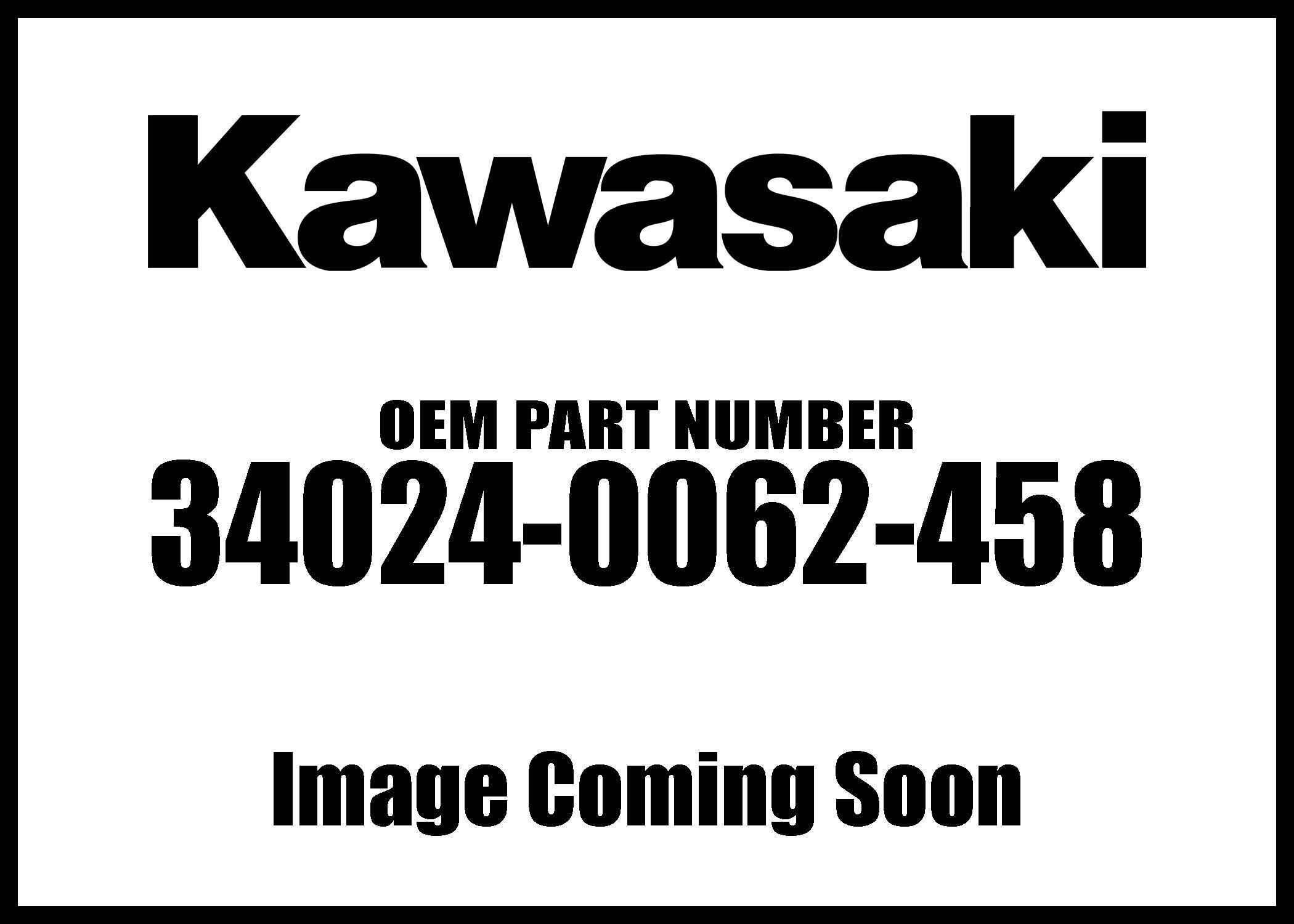 Kawasaki 2008-2018 Klx140 Side P Silver Stand 34024-0062-458 New Oem