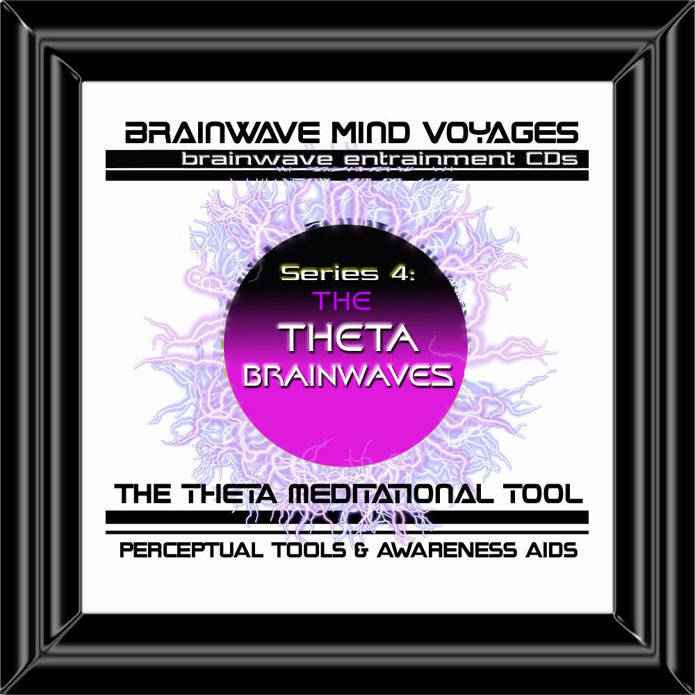 Brainwave Mind Voyages - BMV Series 4 Theta Brainwaves CD
