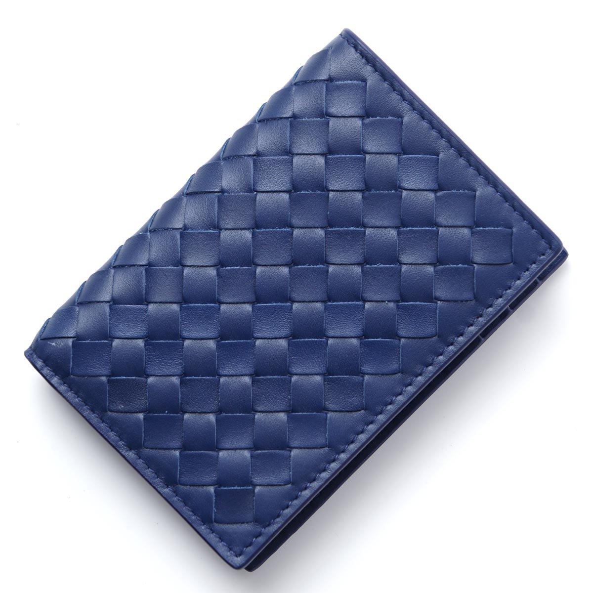(ボッテガヴェネタ) BOTTEGA VENETA カードケース/VN [並行輸入品] B07BKRYLCSCobalt Free