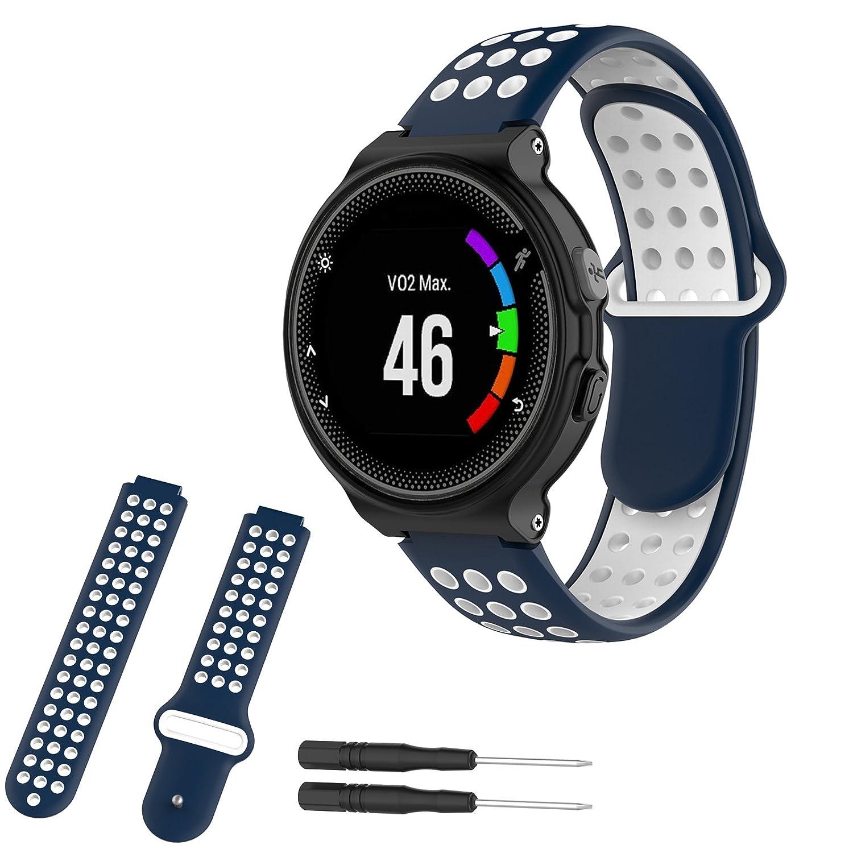 Amazon.com: XBERSTAR Sport Silicone Wristband Strap ...