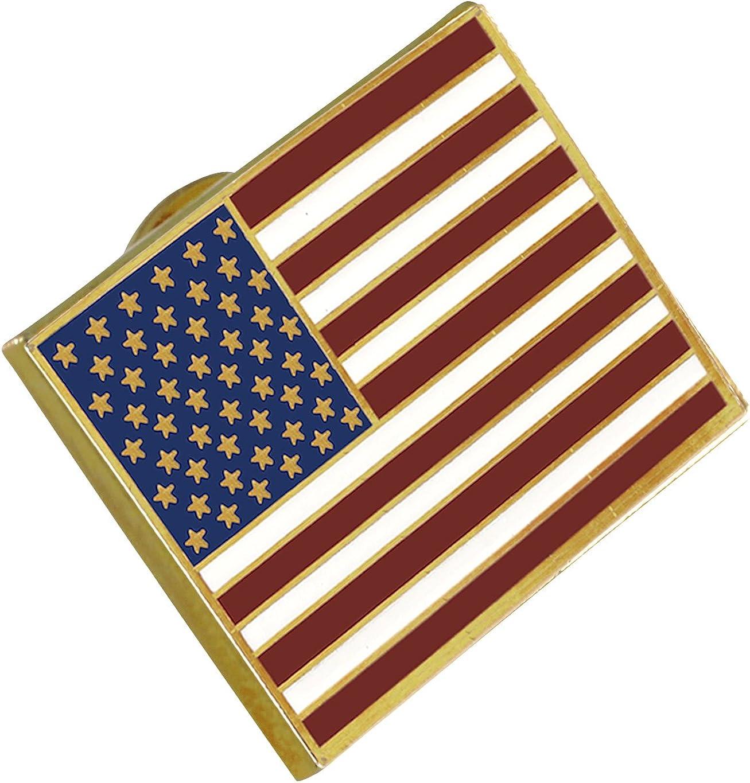 Forge Flag Lapel Pin...
