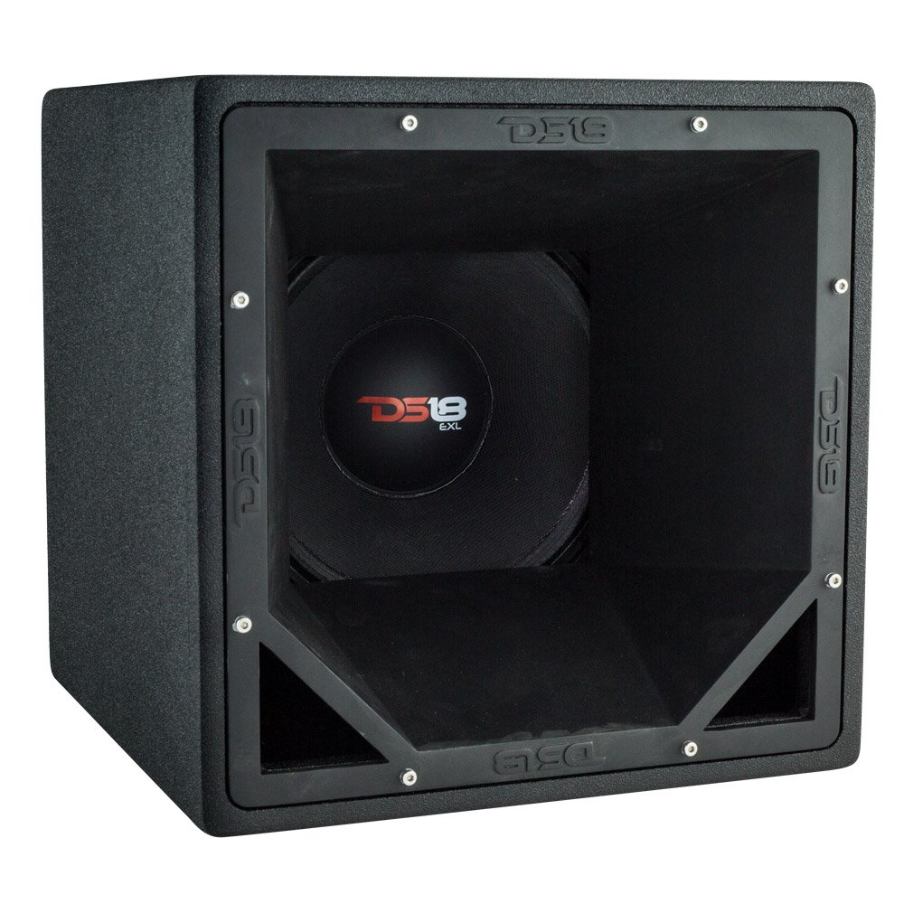DS18 PRO-SDF6.5 Diffuser Designed to fit Most Midrange Speakers to Project The Sound with a Higher Pitch Without Affecting The Sound Quality and improving dBs, 6.5'' by DS18 (Image #3)
