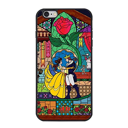 beauty and the beast phone case iphone 6