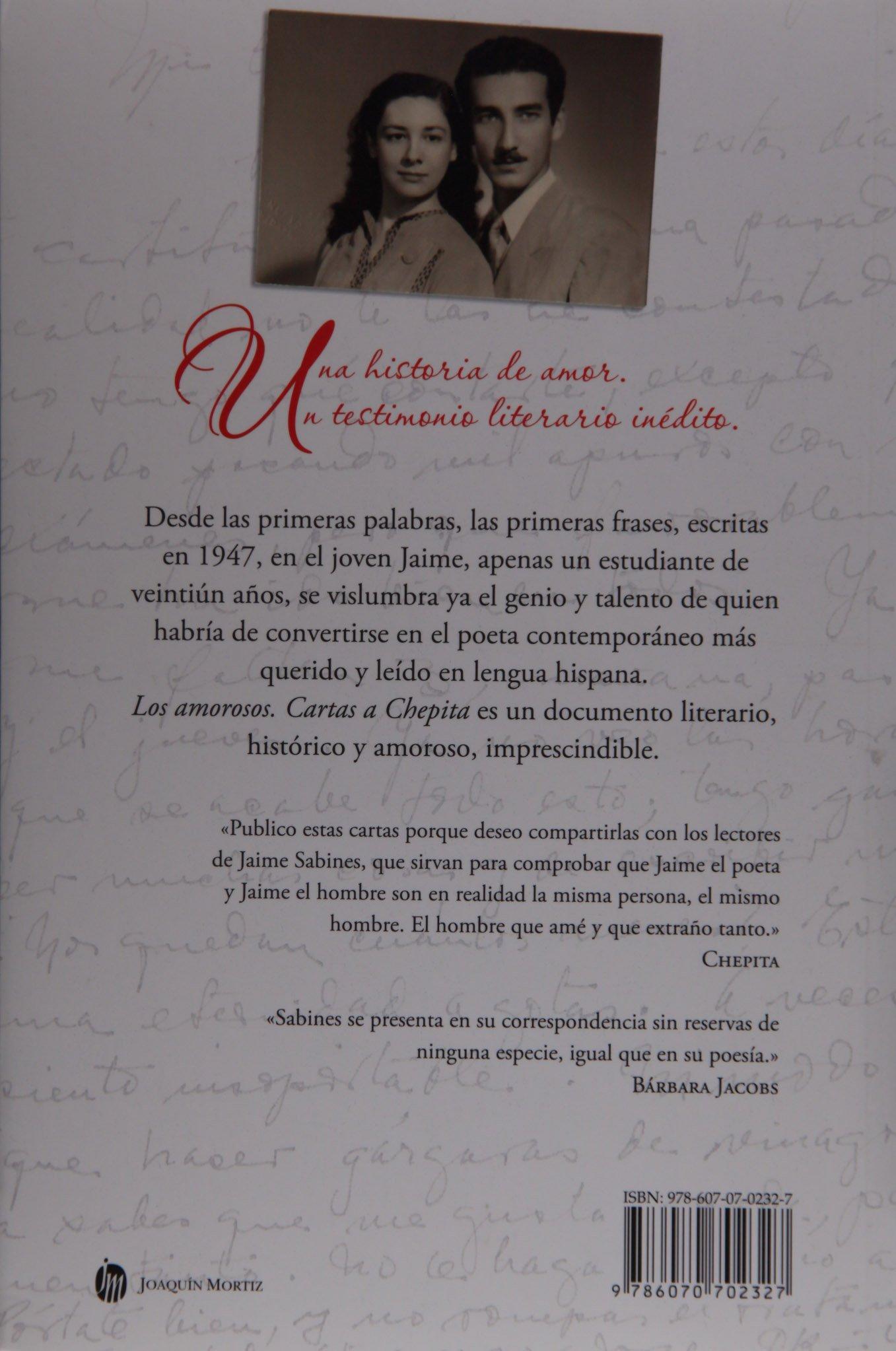 Amazon Com Los Amorosos Cartas A Chepita Spanish Edition