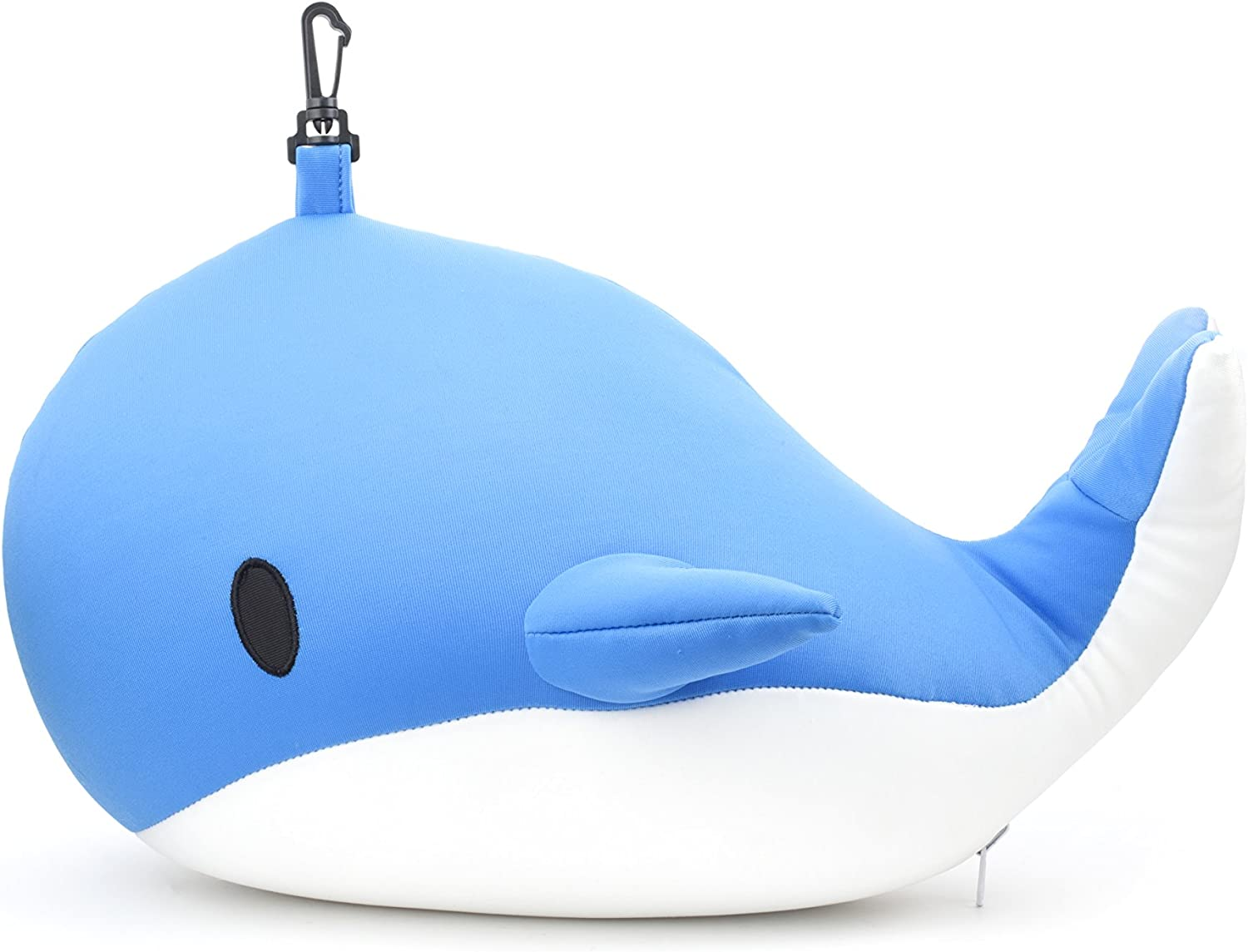 Bettli 23.5 Very Soft Blue Whale Shark Big Hugging Pillow Plush Doll Fish Plush Toy Stuffed Animals for Gift Blue Whale