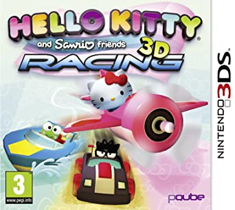 2dc864ce3 Image Unavailable. Image not available for. Colour: Hello Kitty and Sanrio  Friends 3D Racing ...