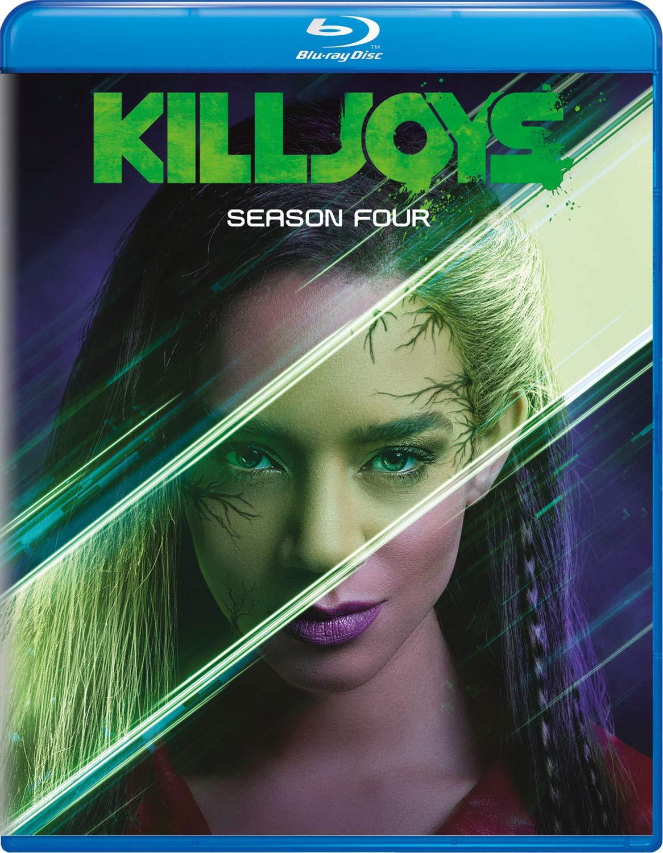 Blu-ray : Killjoys: Season Four (2 Pack)