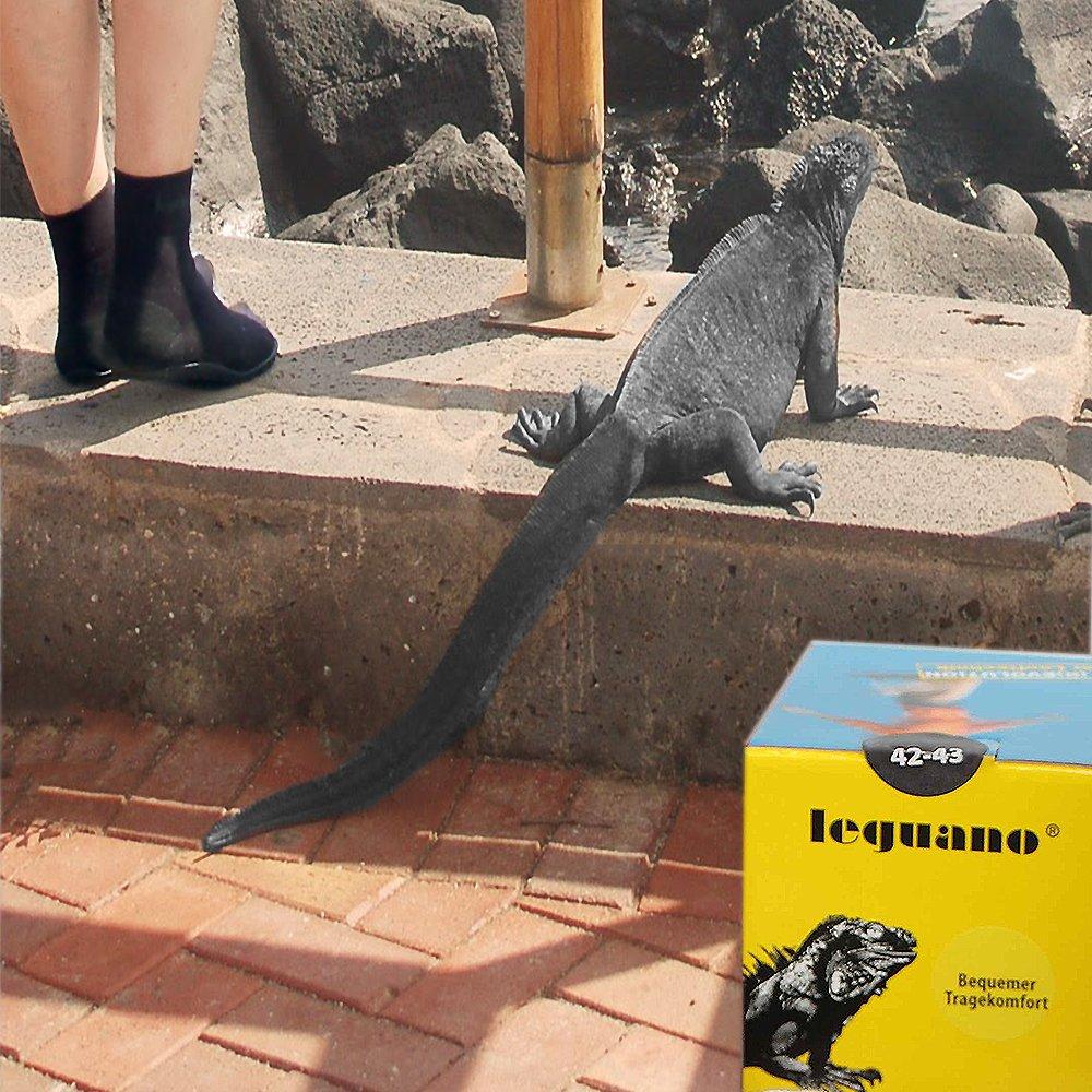 leguano PREMIUM business black 40-41 by leguano