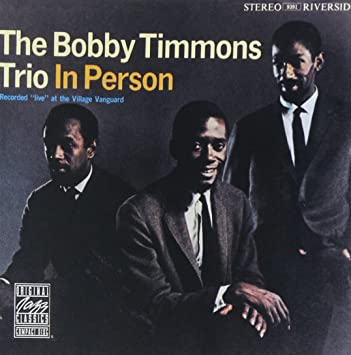amazon in person bobby timmons モダンジャズ 音楽