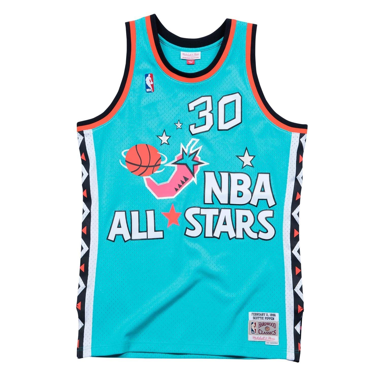 Mitchell Mitchell Mitchell & Ness Scottie Pippen  30 1996 All-Star East Swingman NBA Trikot B07B23GQWV Herren Flagship-Store 4fdf00