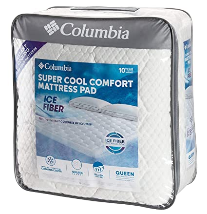 Amazon.com: Columbia Sportswear Company Quilted Ice Fiber Cooling