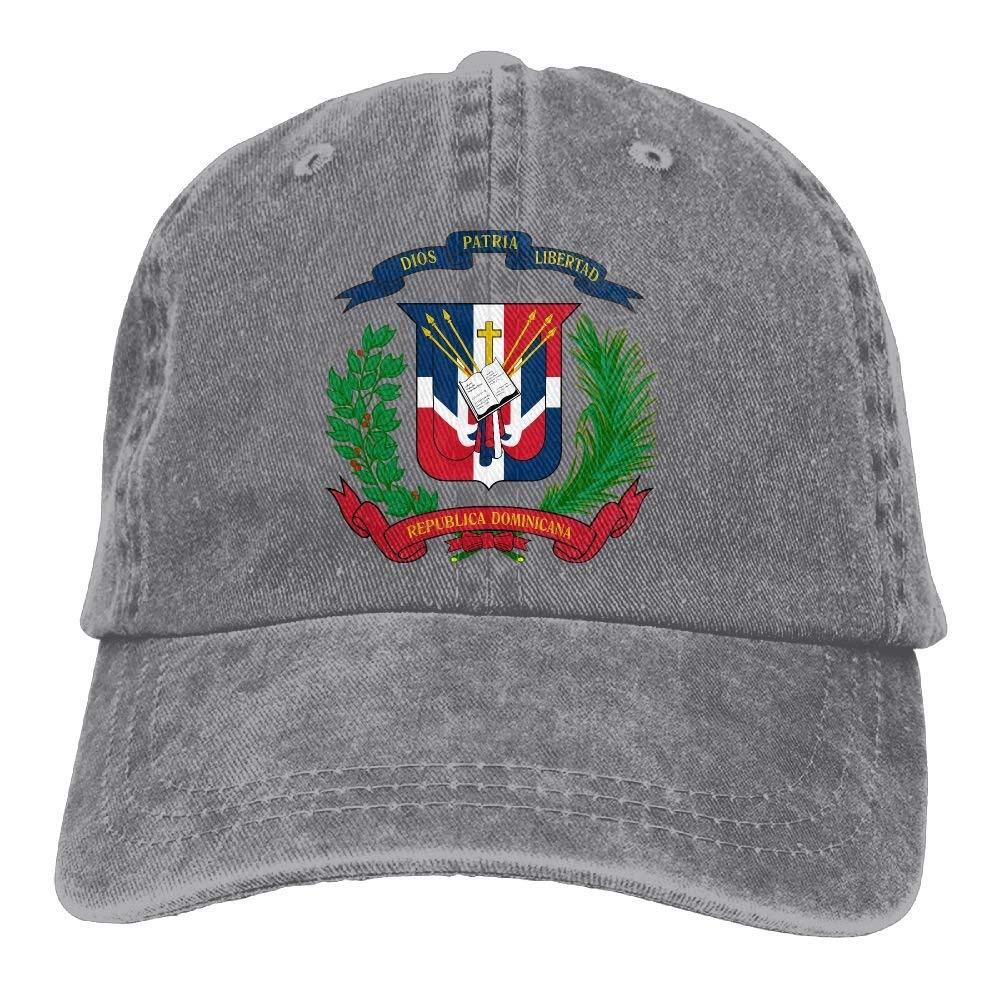 ONGH Sombrero de Mezclilla dominicano Sombreros de béisbol ...