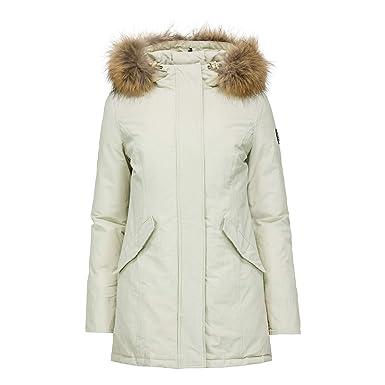 new product e20bf f30bd JOTT Damen Winterjacke Daunenjacke Chivas Hell Beige mit ...