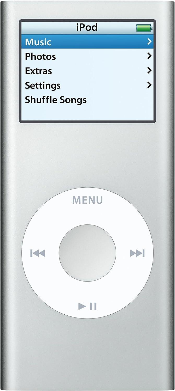 Apple Ipod Nano 2gb Elektronik