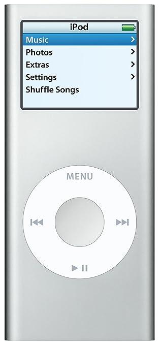 Видео 2. Замена аккумулятора iPod Nano 2 - YouTube