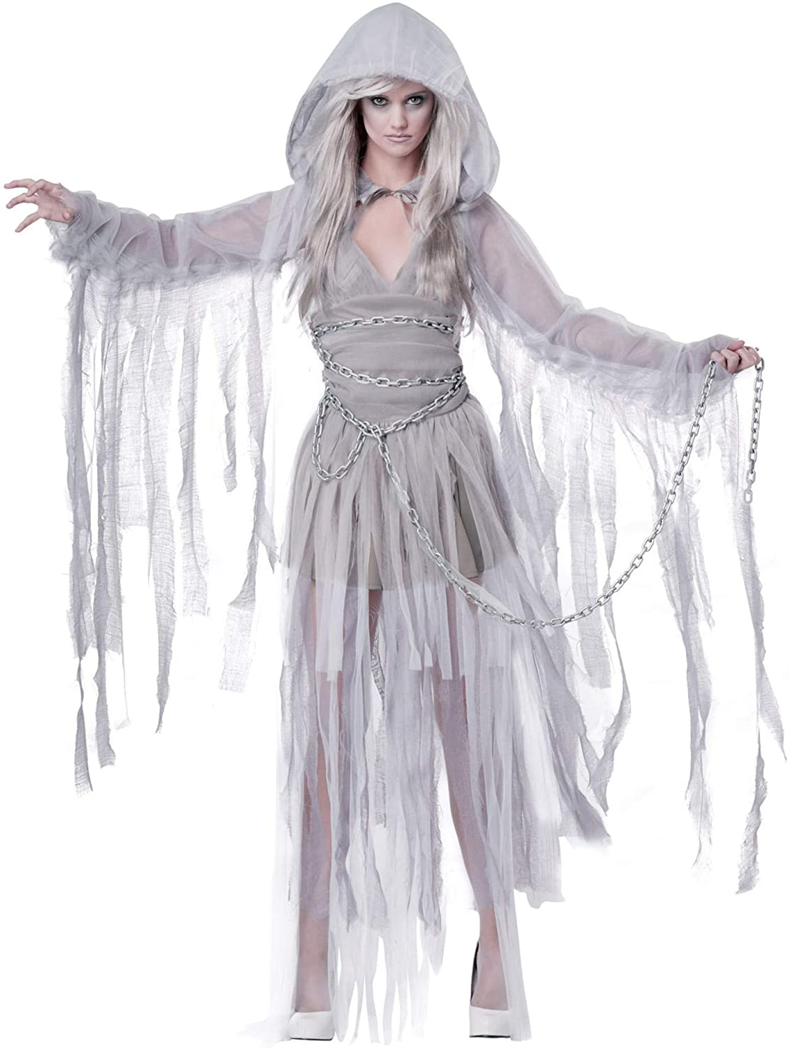 1900s, 1910s, WW1, Titanic Costumes California Costumes Womens Haunting Beauty Ghost Spirit Costume $35.94 AT vintagedancer.com