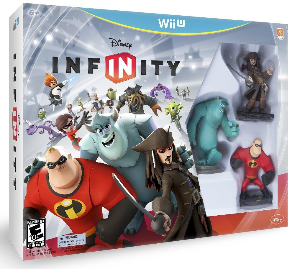 DISNEY INFINITY Starter Pack Wii U by Disney Interactive Studios (Image #1)