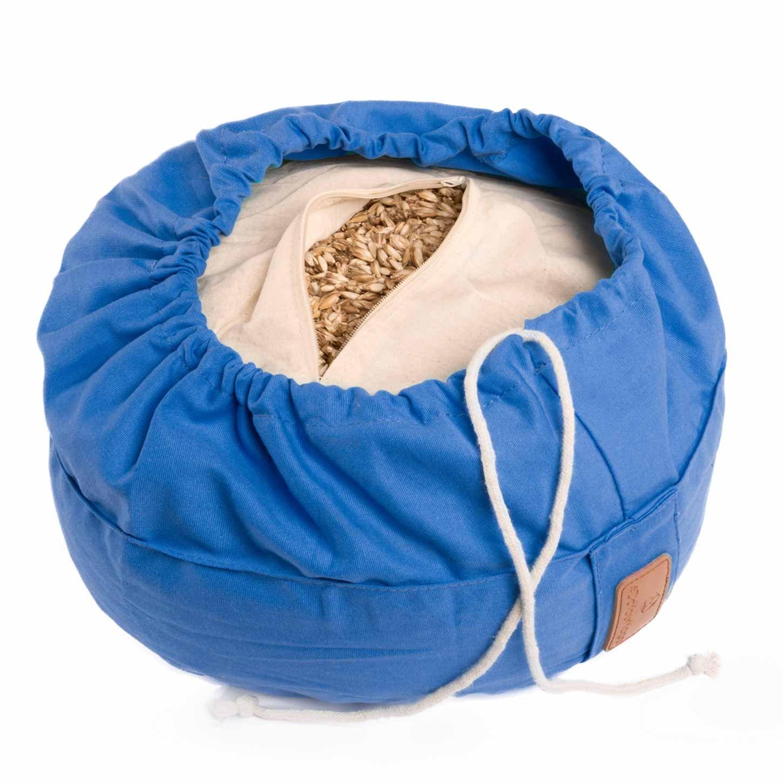 Dicomi Indische Mandala-Kissen Weich Bequem Kissenbezug Runde B/öhmische Kissen Kissenbezug 43 X 43 cm