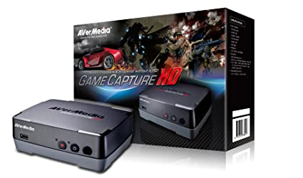 Amazon.com: C281 Game Capture HD Video Capture Device ...