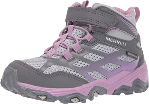 Merrell Kids Moab Fst Mid A//C Waterproof Boot