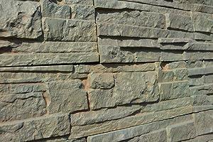 5 pcs ABS Plastic Molds for Concrete Plaster wall stone tiles CONCRETE MOULD #W01