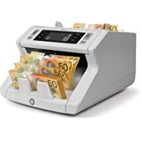 Safescan 2210 - Banknote counter for sorted Singapore banknotes with 2-Point counterfeit detection - Suitable for all…