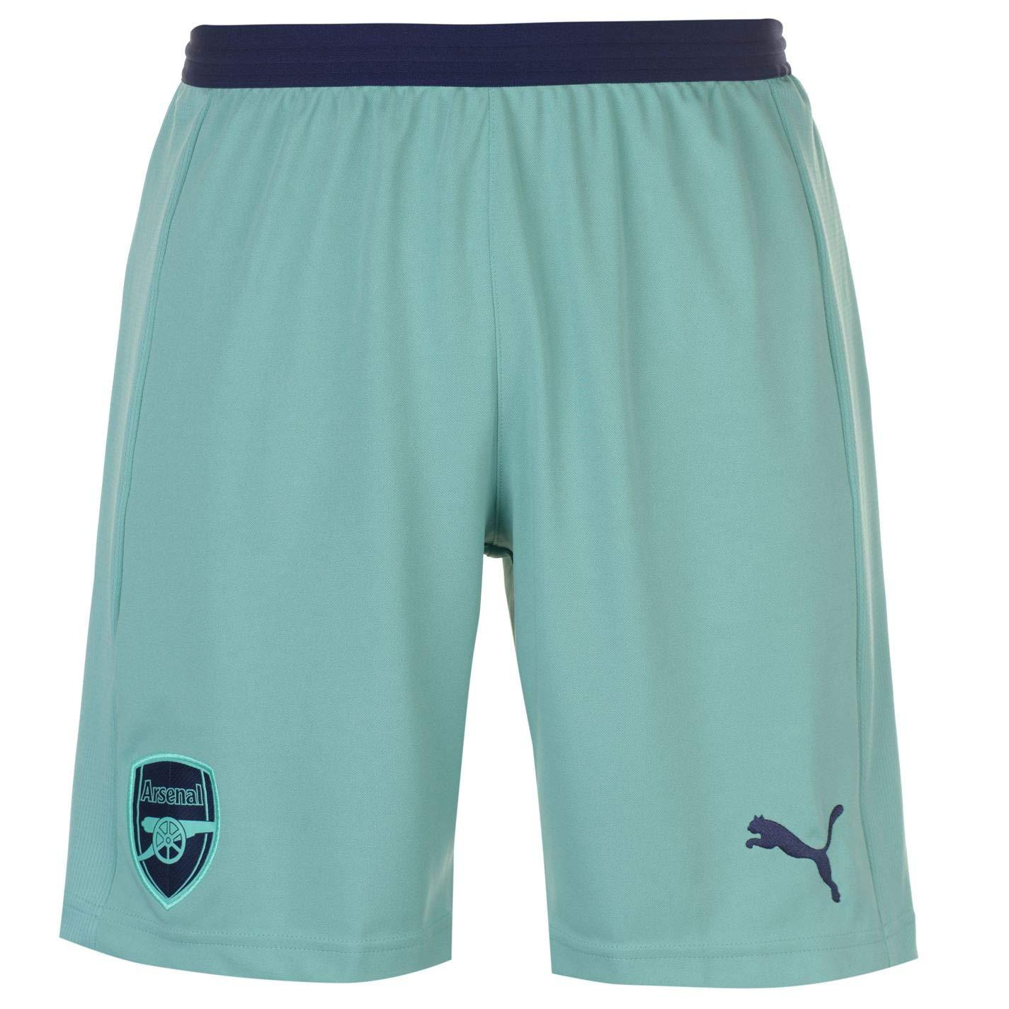 Puma Arsenal FC Short Replica with Inner Slip Pants, Hombre