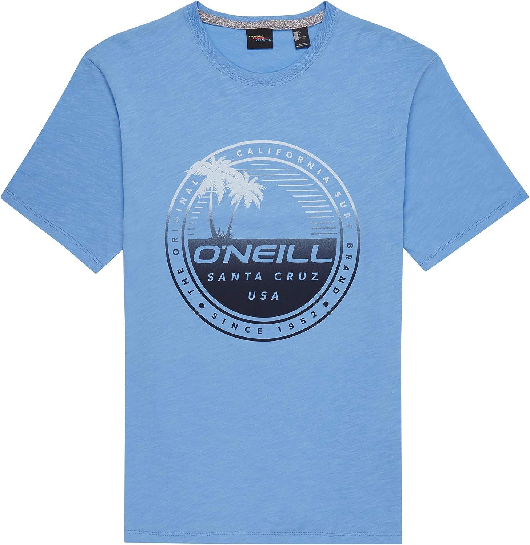 ONeill LM Palm Island Camiseta M Blue Heaven Hombre