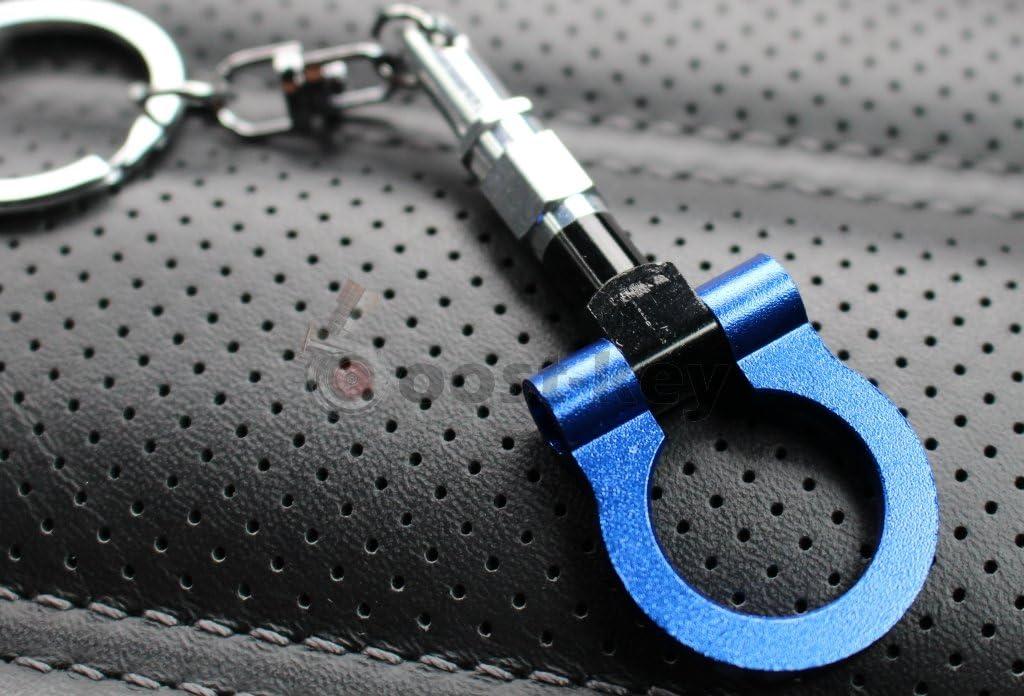 ABSC hlep pöse Azul Anodizado llavero Carreras Flecha ...