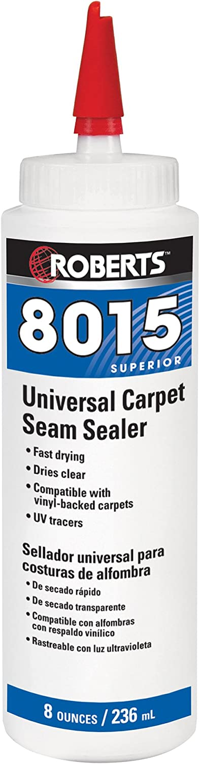 Roberts 8015-A Solvent Free Universal Carpet Seam Sealer - Wallpaper Seam Rollers -